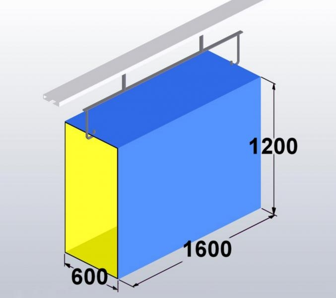 possible powder coating dimensions